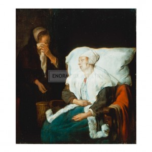 MET003 The Sick Girl