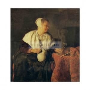 MET014 The Female Drunkard (La Riboteuse)