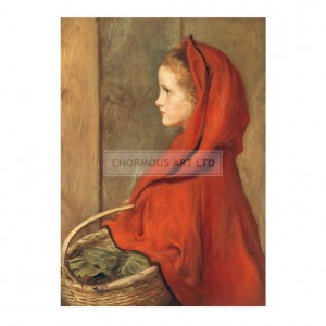 MIL010 Red Riding Hood