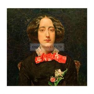MIL012 Emily Patmore, 1851