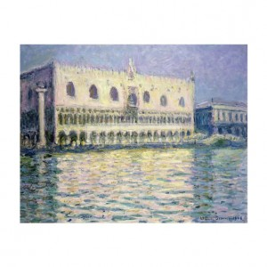 MON008 The Ducal Palace, Venice