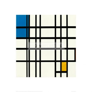 MON016 Rhythm of the Straight Lines, 1937
