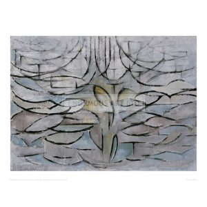 MON052	 Blossoming apple tree, 1912