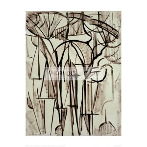MON057 Composition trees I, 1912