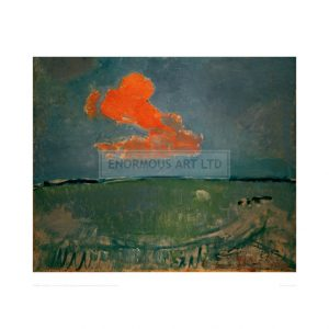 MON085 The Red Cloud, 1907