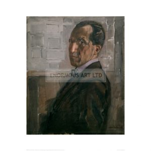 MON108 Self Portrait, 1918