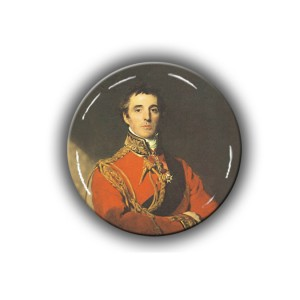 Brooch: Duke of Wellington