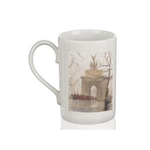 Mug: Wellington Arch, with Household Cavalry