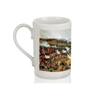 Mug: Napoleon's Final Defeat, Waterloo, 1874