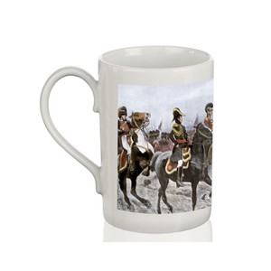 Mug: Duke of Wellington, Advancing