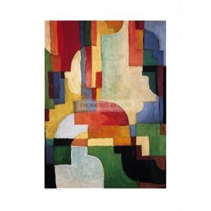 RA013 Farbige Formen 1, 1933