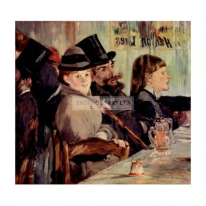 MAN064 In the Cafe, 1878
