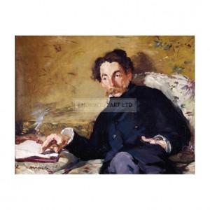 MAN012 Stephane Mallarme 1876