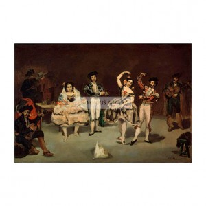 MAN061  The Spanish Ballet 1862