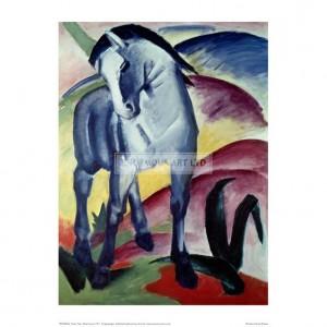 MAR016 Blue Horse I, 1911