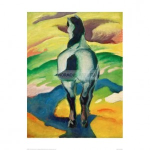 MAR017 Blue Horse II