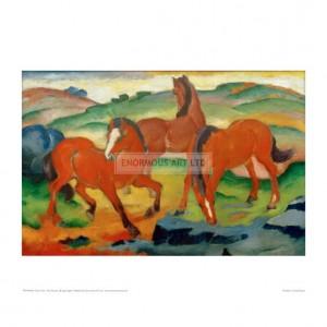 MAR054 Red Horses