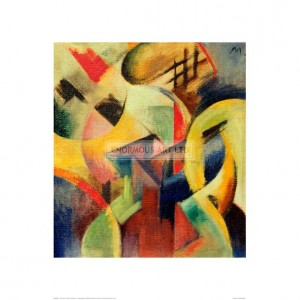 MAR061 Small Composition I, 1913