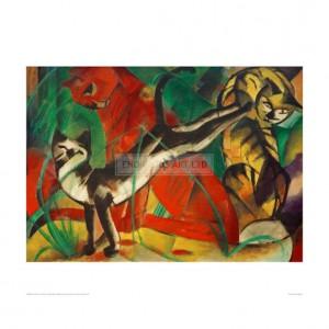 MAR079 Three Cats, 1913