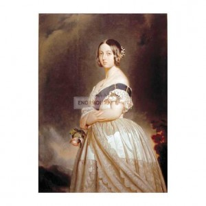 MEL002 Queen Victoria, 1844