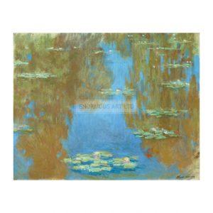 MON030 Waterlilies, 1903 (2)