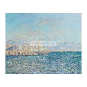 MON206 Antibes in the Afternoon 1888