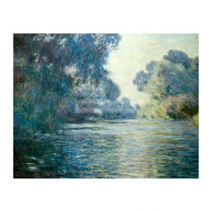 MON220 Branch of the Seine near Giverny 1897