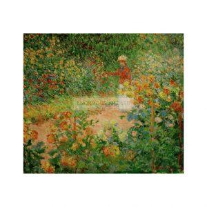 MON261 Garden at Giverny 1895