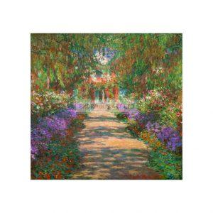 MON262 Garden at Giverny 1902