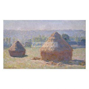 MON271 Haystack Late Summer 1891