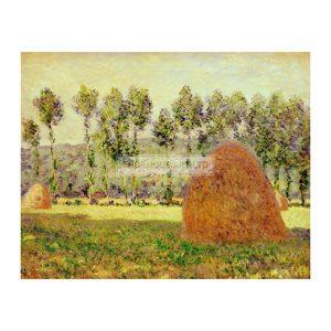 MON272 Haystack near Giverny 1886