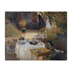 MON300 Le Déjeuner 1873
