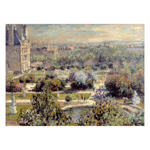 MON310 Le Tuileries 1876