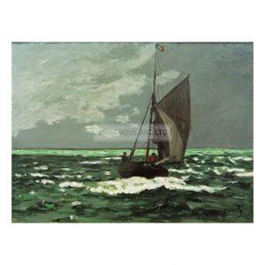 MON319 Marine Piece Storm 1867
