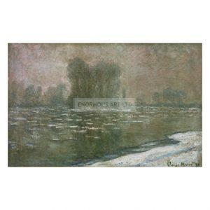 MON322 Misty Morning 1893