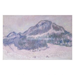 MON325 Mount Kolsaas in Norway 1895