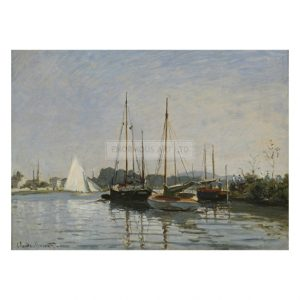 MON334 Pleasure Boats near Argenteuil