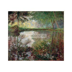 MON336 Pond in Montgeron 1876 (2)
