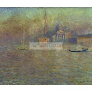 MON015 San Giorgio Maggiore, 1908