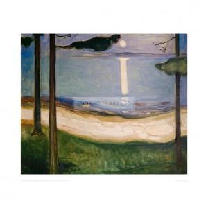 MUN025  Moonlight 1895