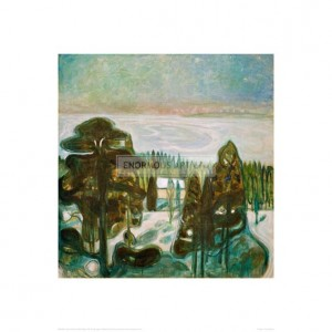 MUN053  White Night, 1901