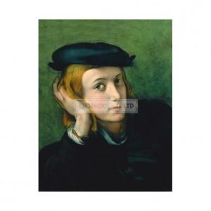 SP007 Parmigianino Portrait of a Youth (Self Portrait)