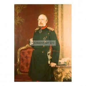 POH001 Albert, King of Saxony, 1899