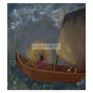 RED010 La Barque Mystique, 1897