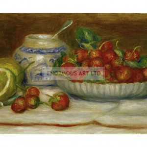 REN004 Strawberries, 1905