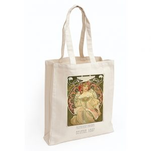 Canvas Bag: Reverie, 1897