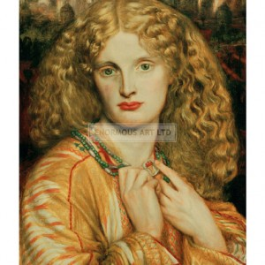 ROS011 Helen of Troy, 1863