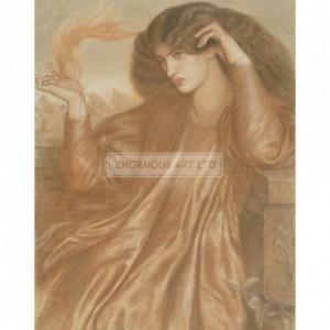 ROS031 La Donna della Fiamma, 1870