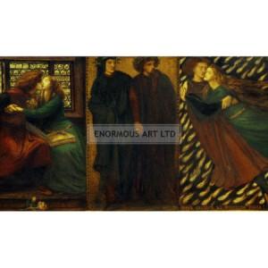 ROS018 Paolo and Francesca da Rimini, 1855