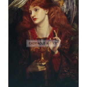 ROS023 The Damsel of the Sanct Grail, 1874
